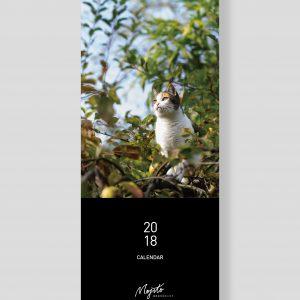 2018Mojito掛曆-獨立頁面-貓咪封面